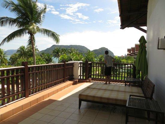 The Westin Langkawi Resort & Spa: Huge Balcony