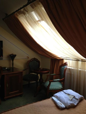 Hotel General: Camera da letto - doppia deluxe
