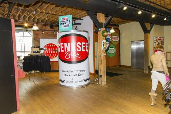 Genesee Brew House: Its all about beer!