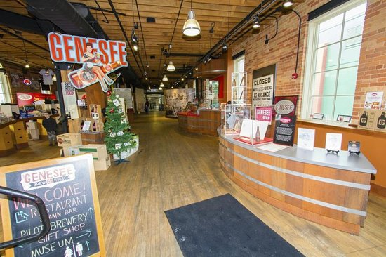 Genesee Brew House: Come on in & enjoy