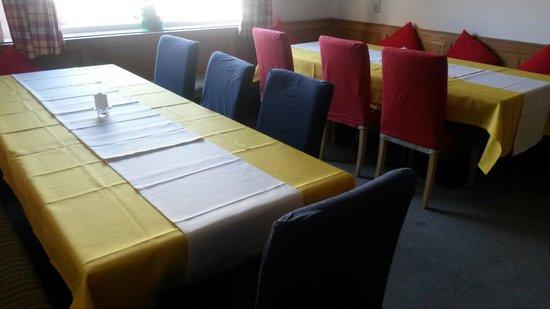 Chalet Hartkaiser: Dining area