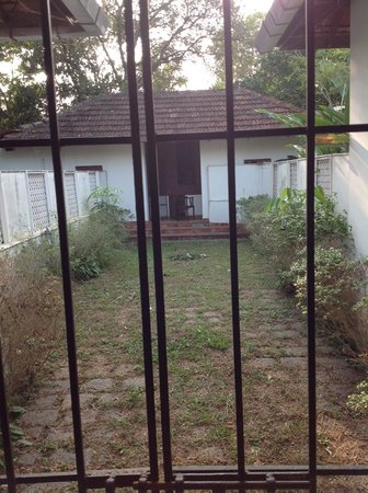 Pampa Villa: Garden view!??!?!?!?!
