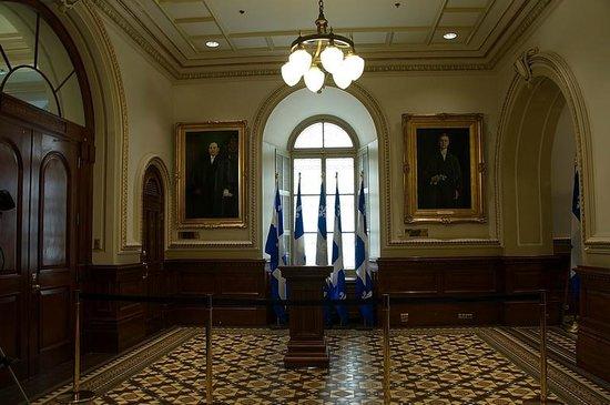 Parliament Building (Hotel du Parlement): Office