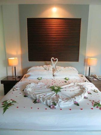 Peace Laguna Resort: Superior Room
