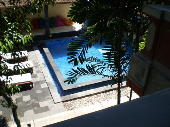 Legian Village Hotel: View from my balcony