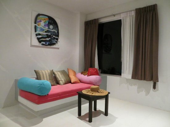 Peace Laguna Resort and Spa : Superior Room