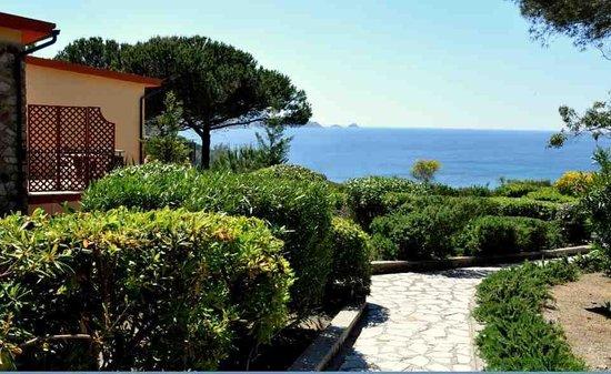 Residence Itelba: vistamare