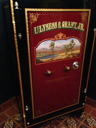 The US Grant: U.S. Grant jr.'s Traveling Safe