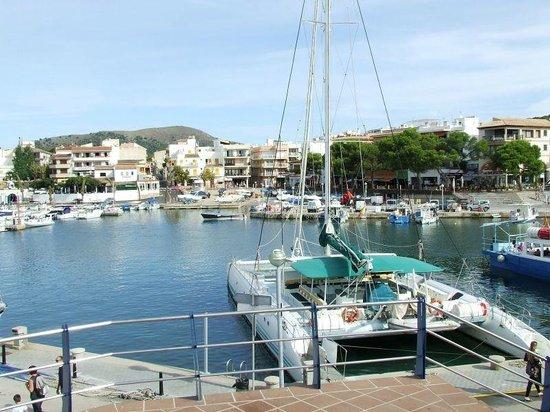 Prinsotel La Pineda: hafen von Cala - Ratjada