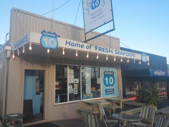 Seafood takeaways Highway 10: restaurant 2