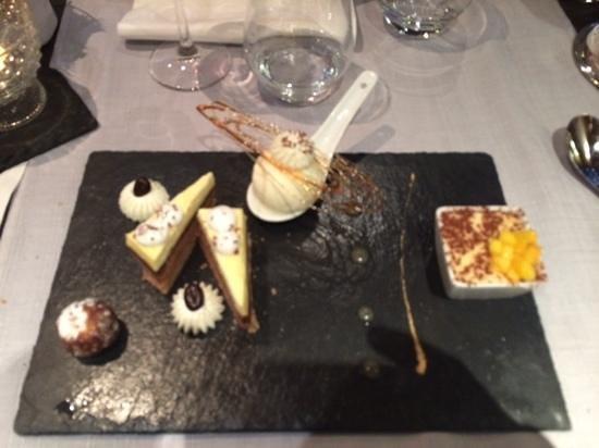 Restaurant Klauss: dessert