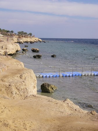 Sunrise Diamond Beach Resort : passerella