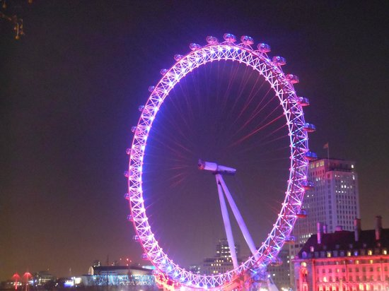 London Eye: Spettacolare