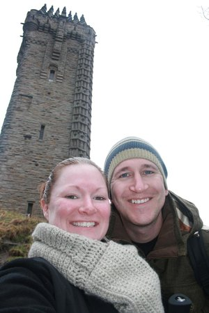 The Hairy Coo - Free Scottish Highlands Tour : Wallace Monument