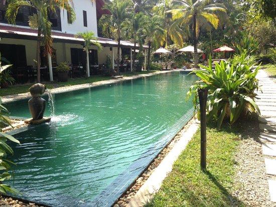 La Maison d'Angkor : pool