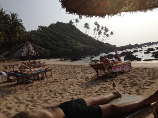 Little Cove Yoga Holiday Retreat: Beach