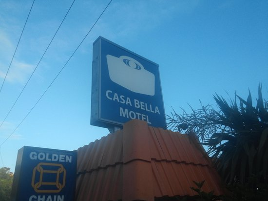 Casa Bella Motel: board