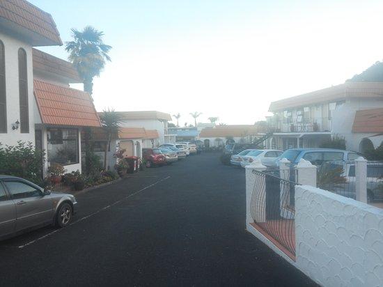 Casa Bella Motel: motel