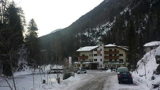 Parkhotel Tristachersee: hotel