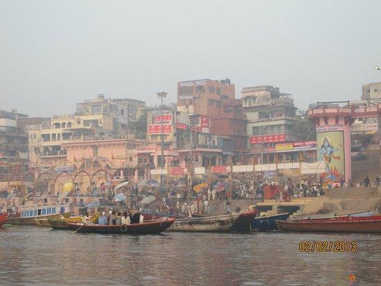 Ganges River: Гаты Варанаси
