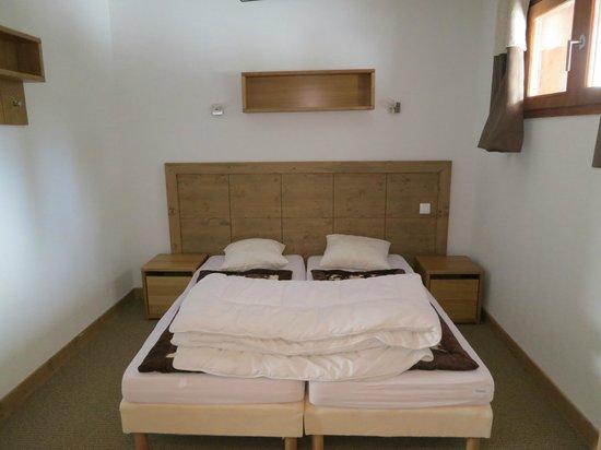 Lagrange Prestige Roc Belle Face: Chambre 2 - avec salle de douche attenant 2 lits simple ou 1 lit double