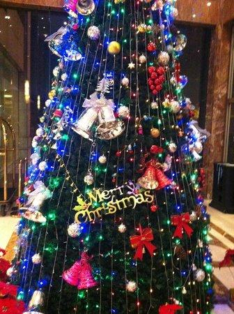 Ramada Plaza Pudong South Shanghai : Christmas Decoration