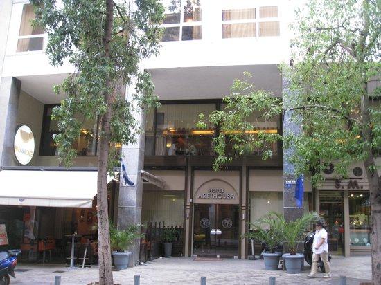 Arethusa Hotel: Hotel Arethusa
