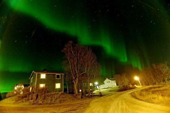 Ringstad Sjøhus - Huset på Yttersiden : Nordlicht
