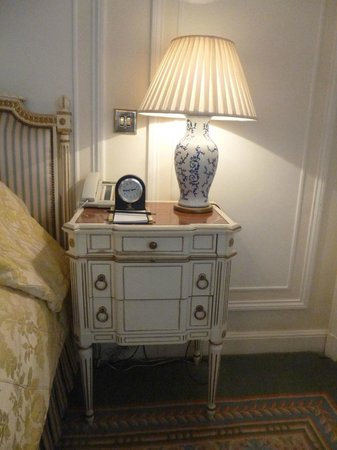 The Ritz London: Bedside Table