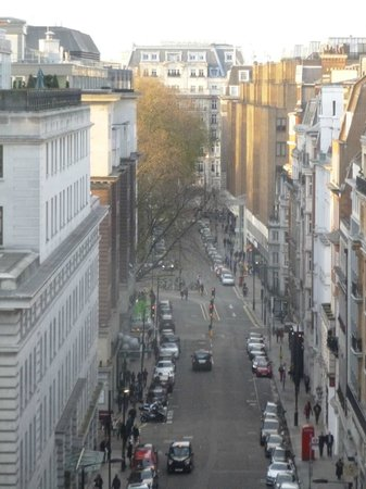 The Ritz London: View from our Room
