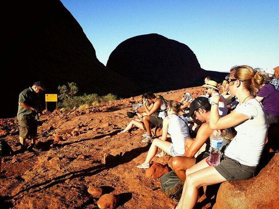 rainbow uluru picture of mulgas adventure tour alice. Black Bedroom Furniture Sets. Home Design Ideas