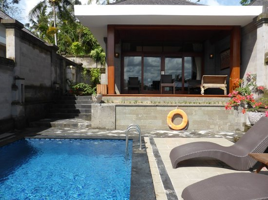 The Payogan Villa Resort & Spa: our pool and room
