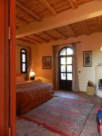Le Jardin des Douars : Bedroom
