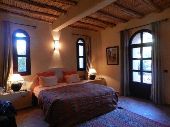 Le Jardin des Douars: Bedroom