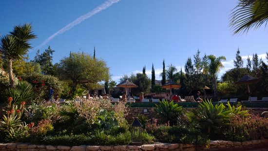 Le Jardin des Douars : View from our terrace