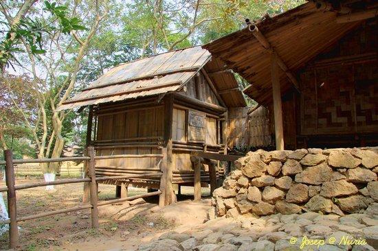 Ethnologisches Museum: Casa Yao Ho