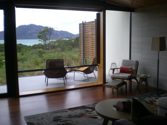 Saffire Freycinet: Luxurious room