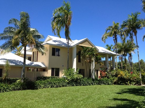 Paradise Links Resort Port Douglas: 3 bed villa - fabulous
