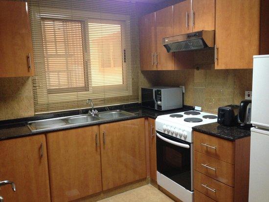 Al Barsha Hotel Apartments by Mondo: 1 bedroom apartment