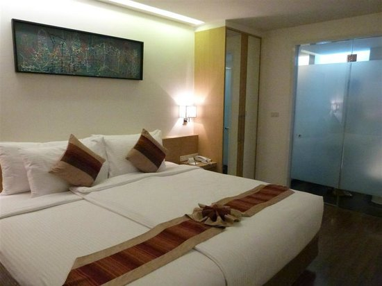 CityPoint Hotel : Superior room n. 403