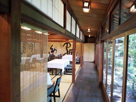 Heihachi Jaya: 廊下