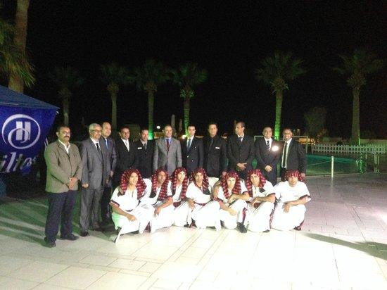 Hilton Hurghada Plaza: Команда отеля Hilton Plaza