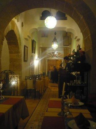 Restaurant Le Mogadorien : salle