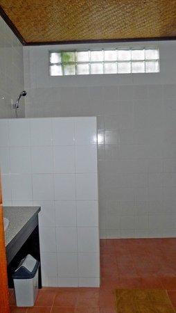 Sri Bungalows: shabby bathroom