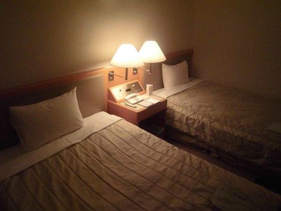 Sapporo Grand Hotel : 部屋