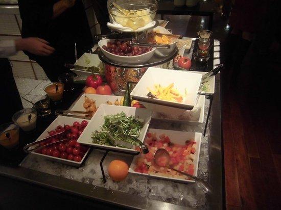 Sapporo Grand Hotel : 朝食