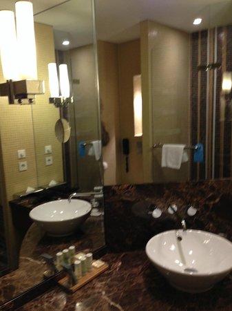 Radisson Blu Style Hotel, Vienna : bagno