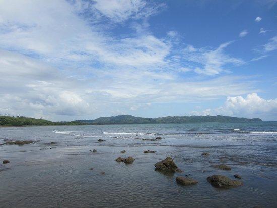 Surfcamp Guanico: während den Strandspaziergängen