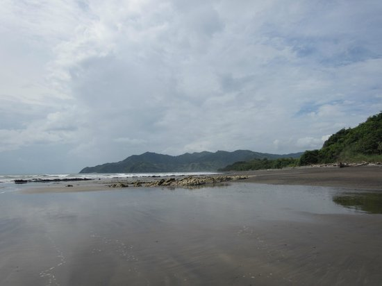 Surfcamp Guanico: Playa Guanico