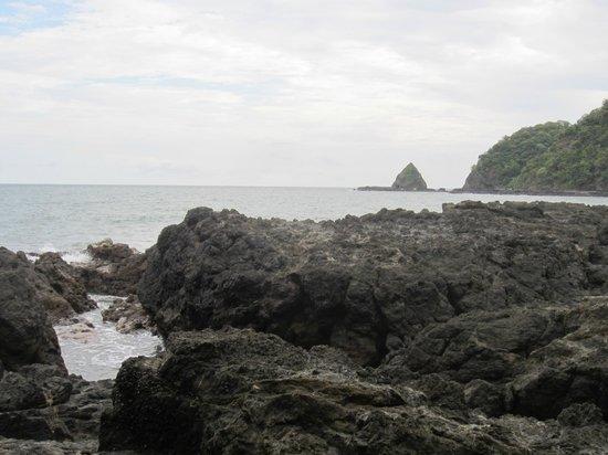 Surfcamp Guanico: in der nahe gelegenen Bucht